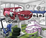 Cars online coloring kostenlose Cars spiele